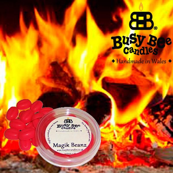 Crackling Fire Magik Beanz