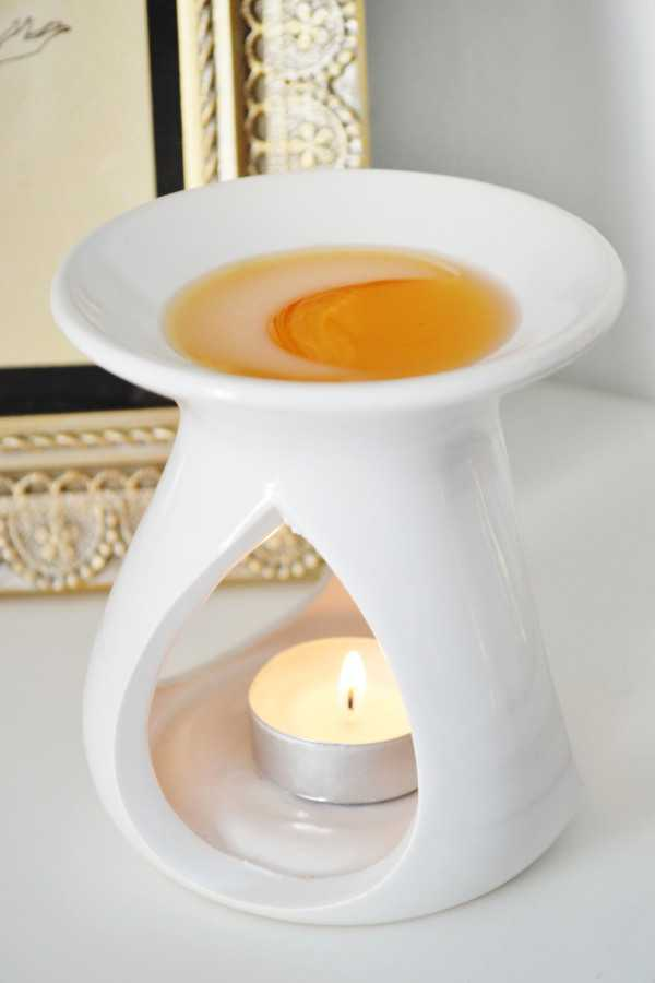 An Easy Way To Remove Wax Tarts From Your Oil Burner