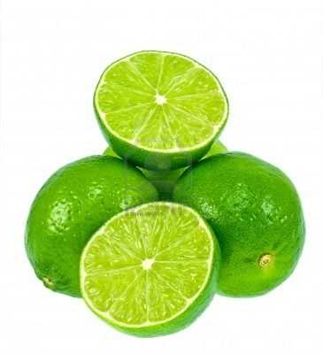 Asian Lime Large Candle