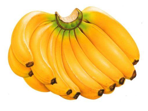 Banana Bonkers Large Candle