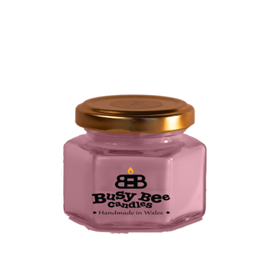 Blackcurrant & Nectarine Small Elegance Candle