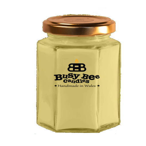 Cinnamon Buns Medium Elegance Candle