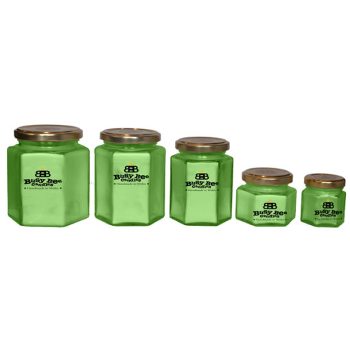 Green Tea and Lemongrass Elegance Candles