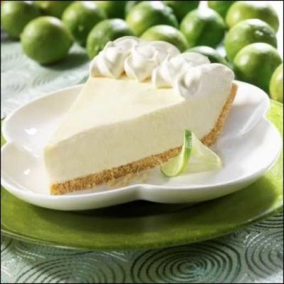 Key Lime Pie Elegance Candles