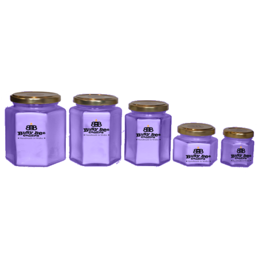 Lavender Pillow Elegance Candles
