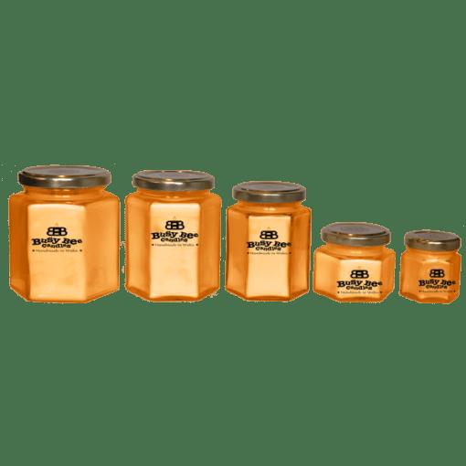 Peach Cobbler Elegance Candles