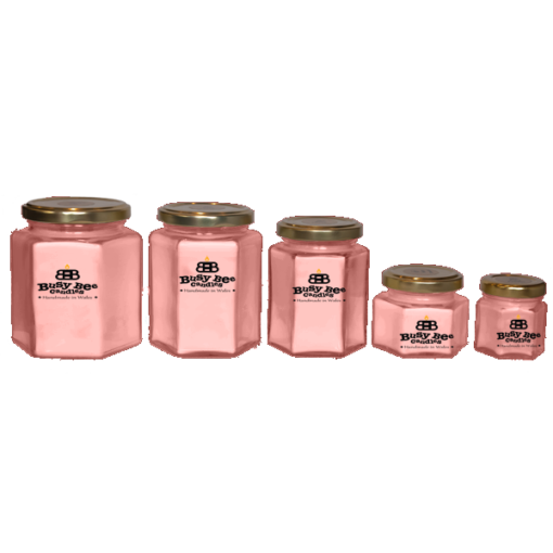 Rose Petals Elegance Candles