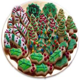 Christmas Cookie Elegance Candles