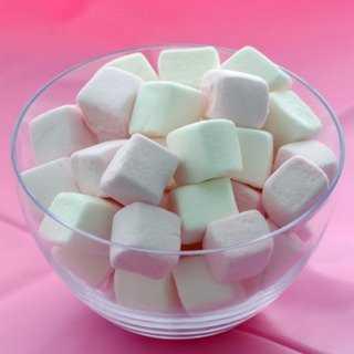 Marshmallow Delight Medium Elegance Candle