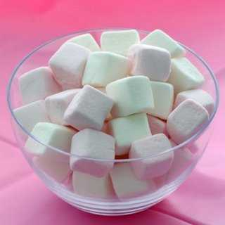 Marshmallow Delight Elegance Candles