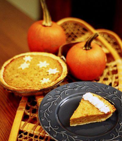 Pumpkin Pie Large Elegance Candle