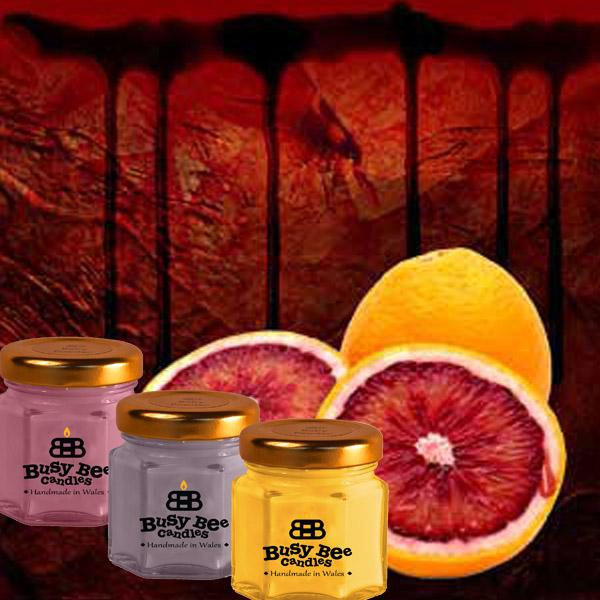 Blood Orange Mini Me Candle