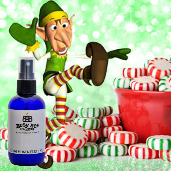 Elf Crazy Room & Linen Freshener