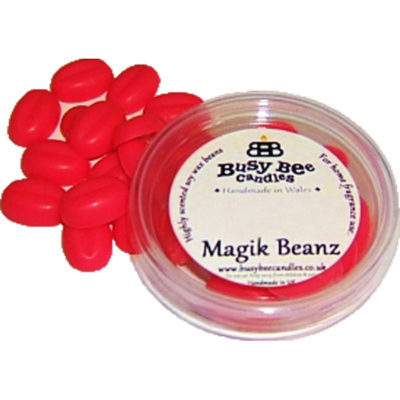 Red Hot Cinnamon Magik Beanz