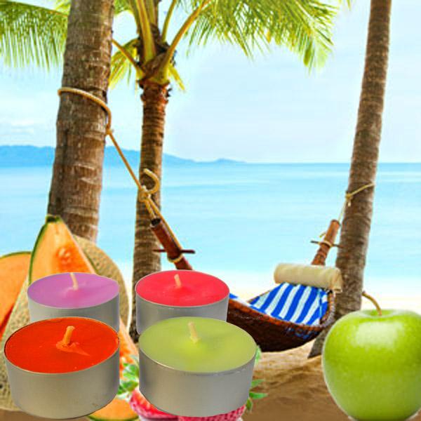 Beach Bum Tea Light