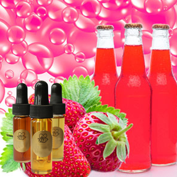 Strawberry Pop Fragrance Oil