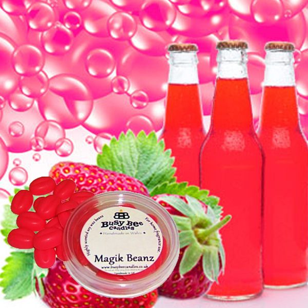 Strawberry Pop Magik Beanz