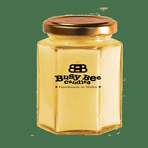 Asian Amber Medium Candle