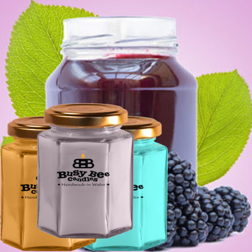 Bramble Jelly Medium Scented Candles