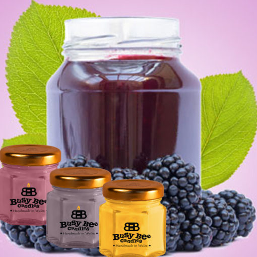 Bramble Jelly Mini Me Scented Candles