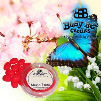 Butterfly Hugs Magik Beanz