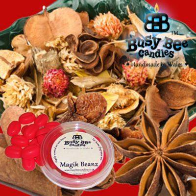 Christmas Spice Magik Beanz