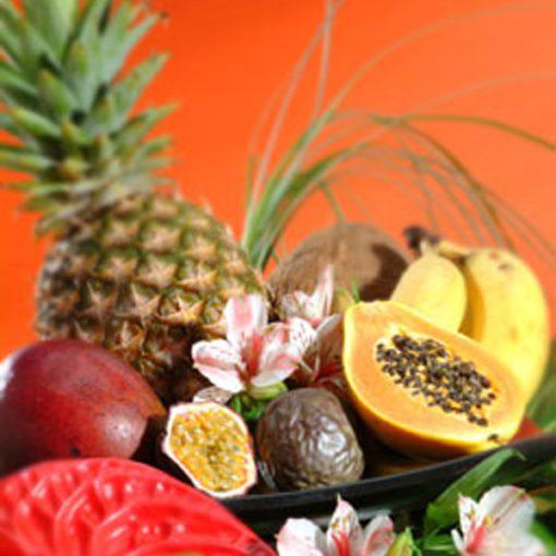 Coco Mango Medium Candle
