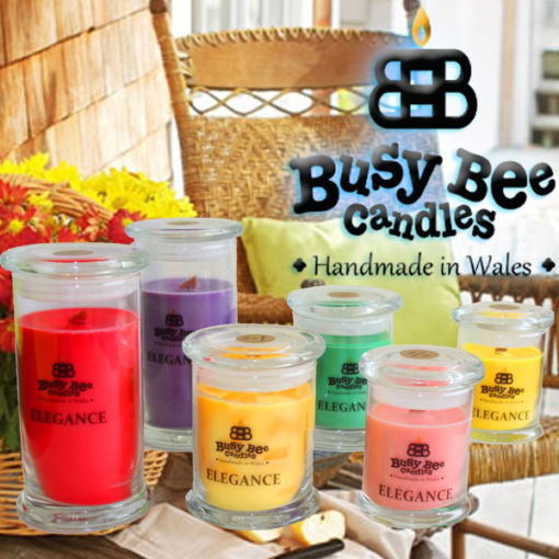 Country Life Small Elegance Candle