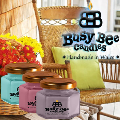Country Life Small Candle