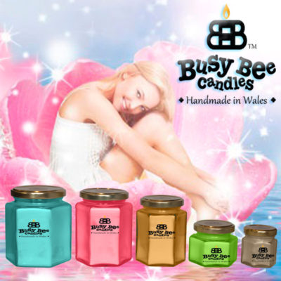Fairy Dust Candles