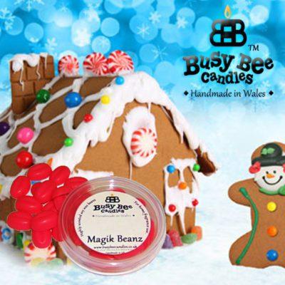 Ginger Christmas Magik Beanz