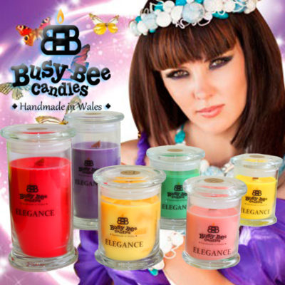 Goddess Elegance Candles