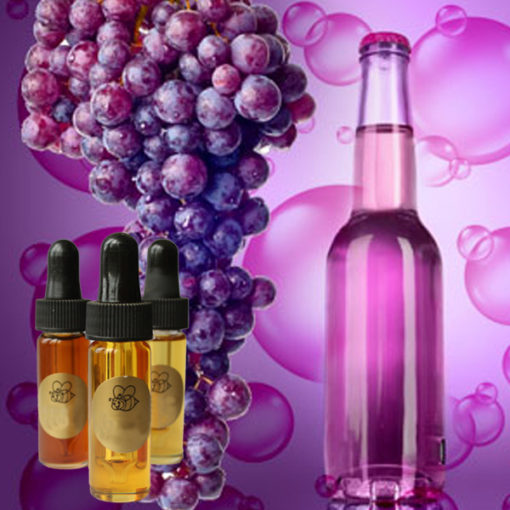 Grape Bubbles Fragrance Oil