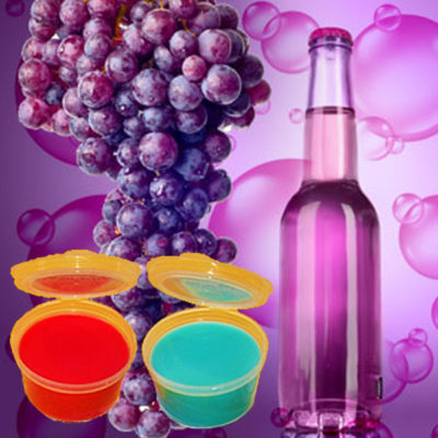 Grape Bubbles Wax Tart Melt