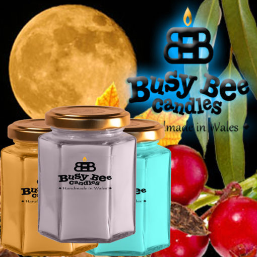 Harvest Moon Medium Candle