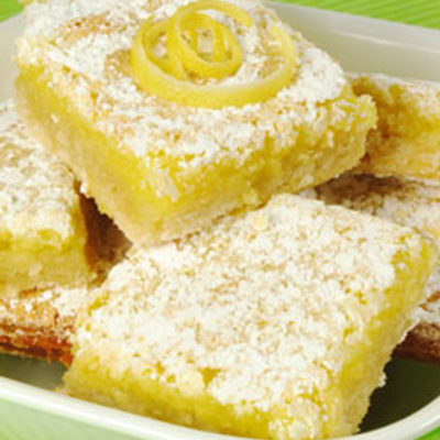Lemon Drizzle Candles