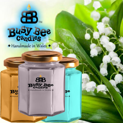 Lily Of The Valley Medium Candle