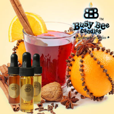 Mulled Wine Fragrance Oil