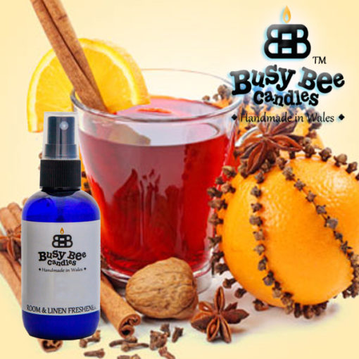 Mulled Wine Room & Linen Freshener