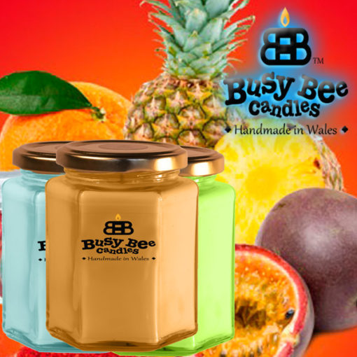 Pineapple Spice Large Candle