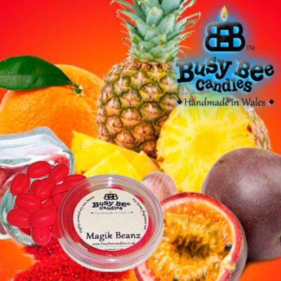 Pineapple Spice Magik Beanz