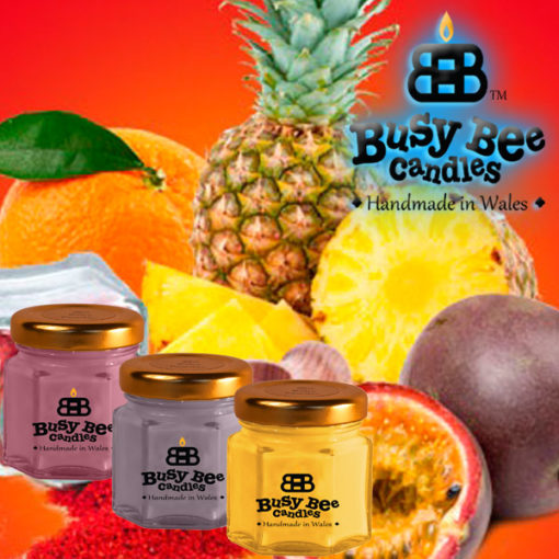 Pineapple Spice Mini Me Candle