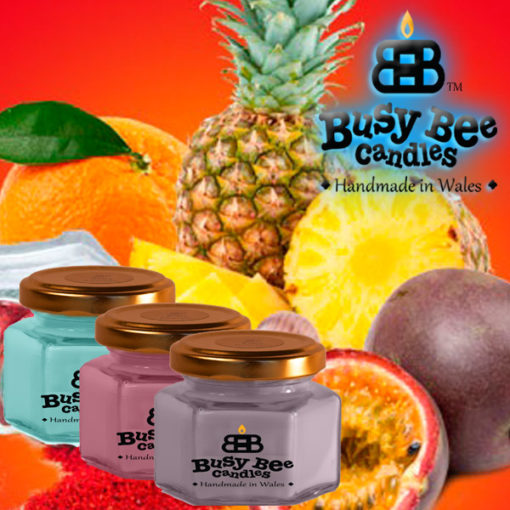 Pineapple Spice Small Candle