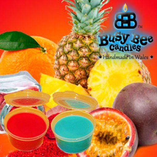 Pineapple Spice Wax Tart Melt