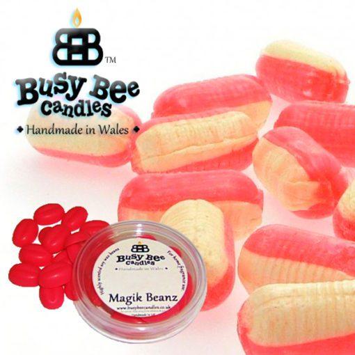 Rhubarb And Custard Magik Beanz
