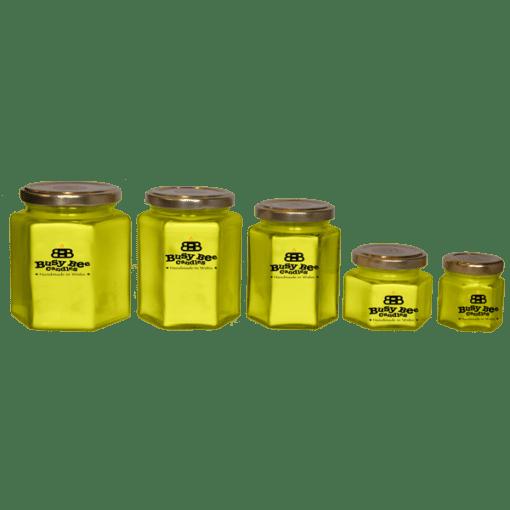 Sherbert Lemon Candles