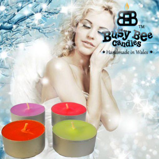 Snow Angel Tea Lights