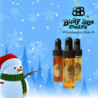 Snow Flakes Fragrance Oil