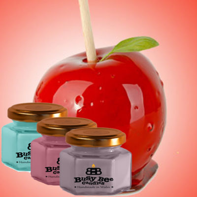 Toffee Apple Small Scented Candles
