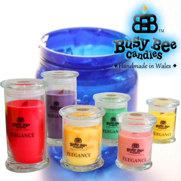 Vapour Rub Small Elegance Candle